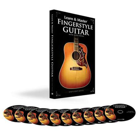 - Learn & Master Fingerstyle Guitar