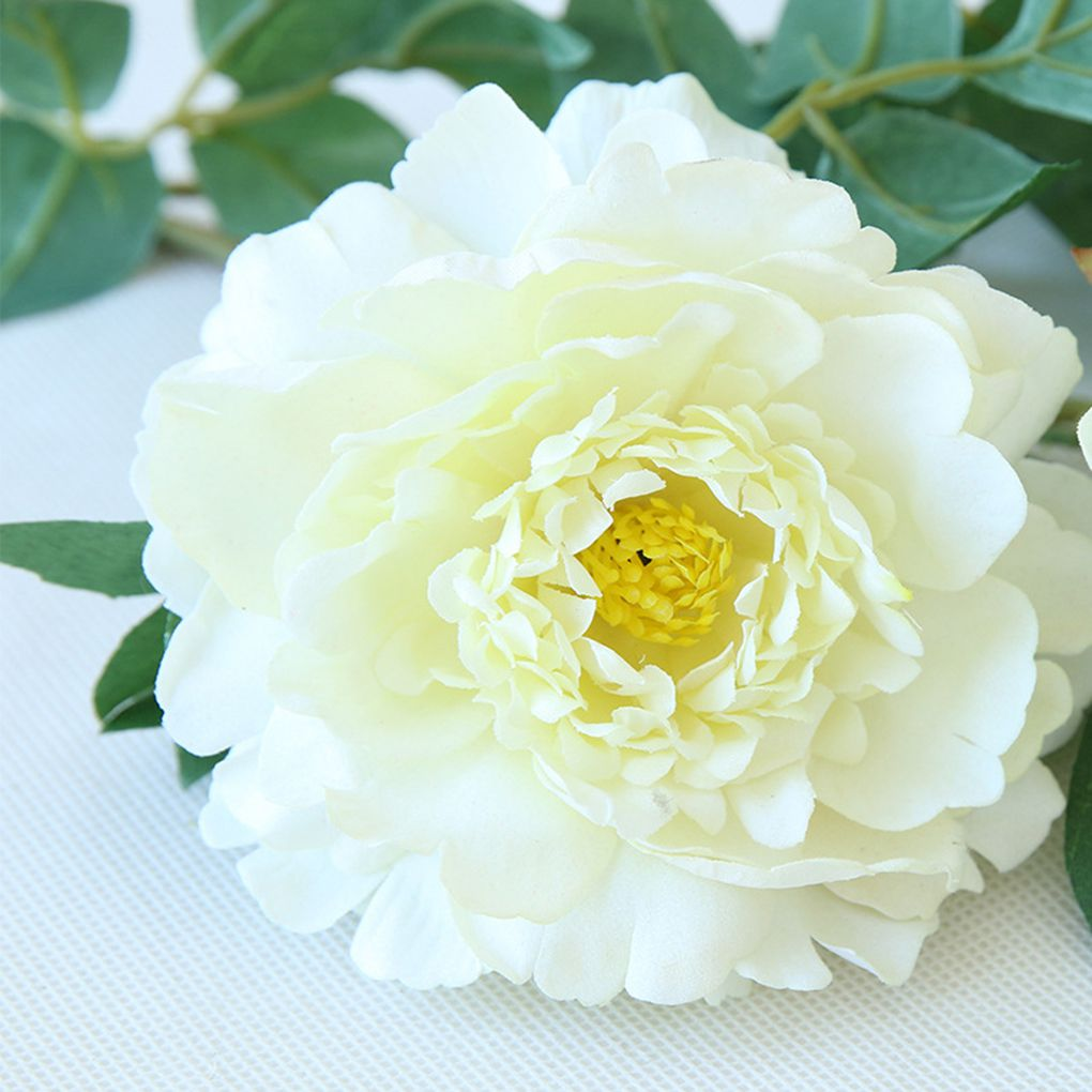 European Rose Silk Rose Artificial Flower Silk Bouquets Flowers silk plants