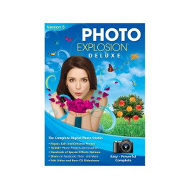 Photo Explosion Deluxe 5.0 (Email Delivery)