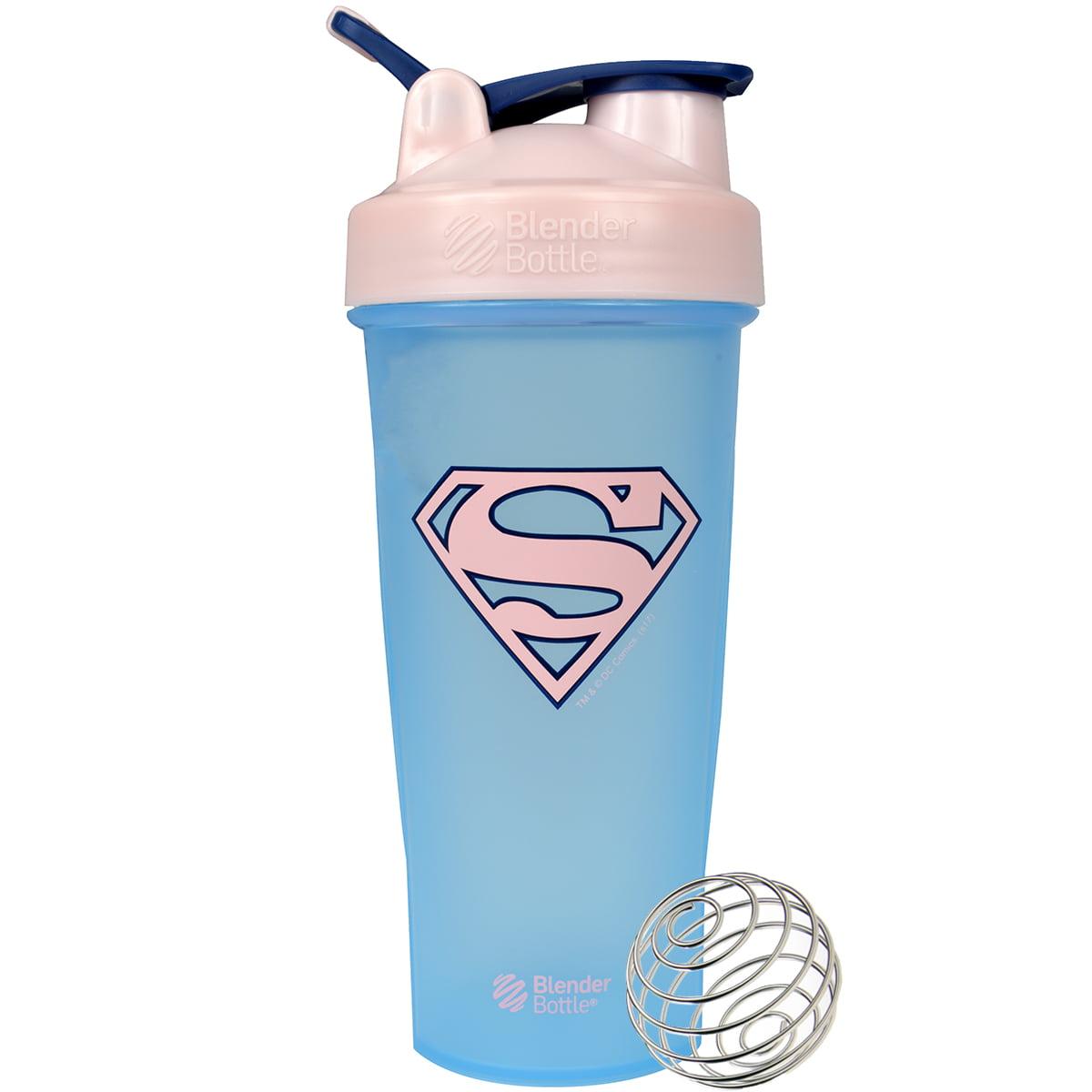Blender Bottle DC Comics Superhero Series 28 oz. Classic Shaker with Loop Top