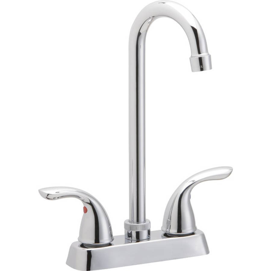 elkay lk2477cr everyday barprep 2hole faucet chrome