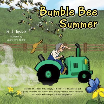 Bumble Bee Summer - eBook