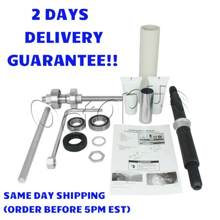 Cabrio High Quality Bearing Kit & Tool W10435302 and W10447783 fits