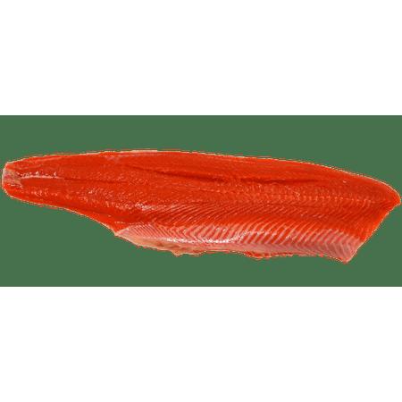 Canvas Print Fillet Sockeye Salmon Fish Wild Seafood Alaska Stretched Canvas 32 x 24