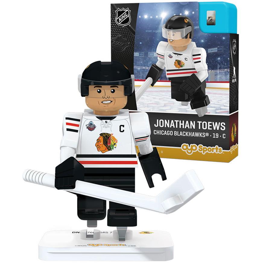 Jonathan Toews Chicago Blackhawks OYO Sports 2017 Winter Classic Player Figurine No Size by OYO Sports Toys Inc