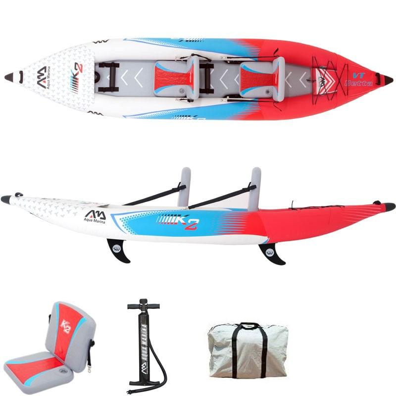 Aqua Marina BETTA VT-K2 Professional Kayak 2-person by