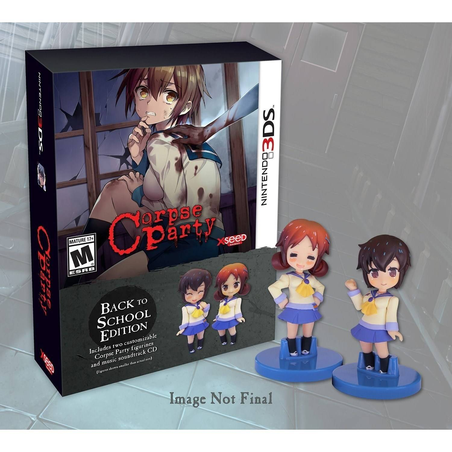 Corpse Party After School (Nintendo 3DS)