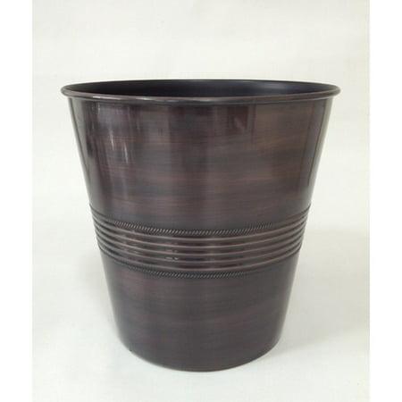 Fashion Home Decorative 3 Gallon Waste Basket