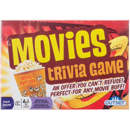 Movies Trivia Game - Best Trivia Board Games