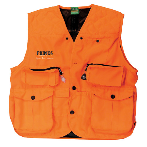 Primos GunHunter's Vest, Blaze Orange