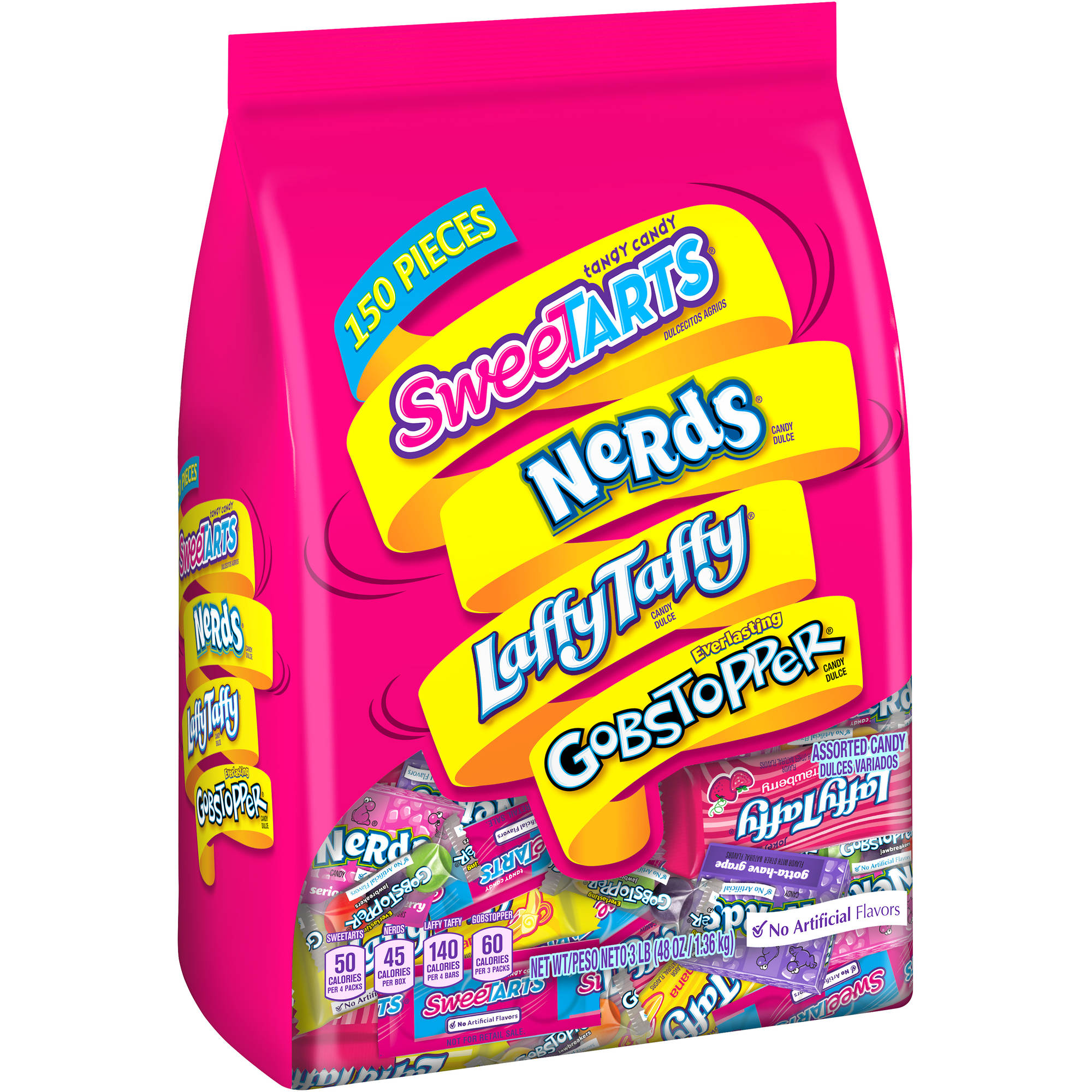 Nestle Party Favorites Assorted Candy, 150 count, 48 oz