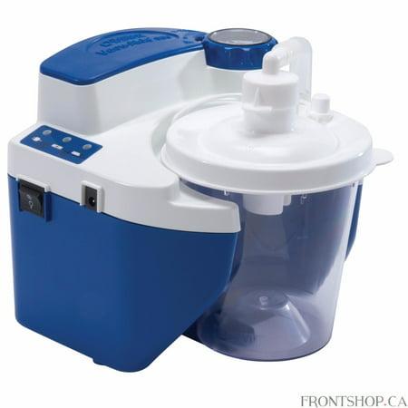 Vacu-Aide QSU Unité d'aspiration Silencieux avec filtre interne, batterie et étui de transport - - image 1 de 1