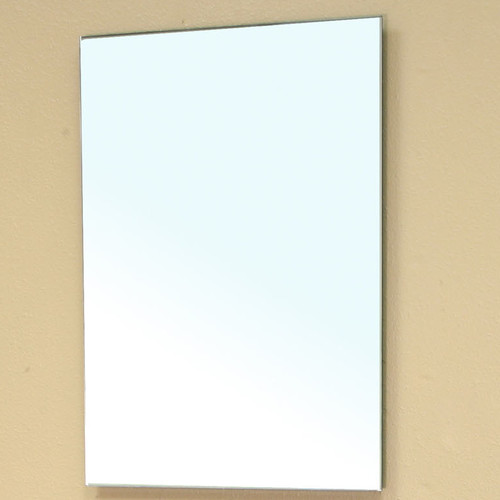 Bellaterra Home Mason Bathroom Mirror by Bellaterra Home