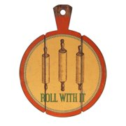 VIP International Roll With It Hanging Sign