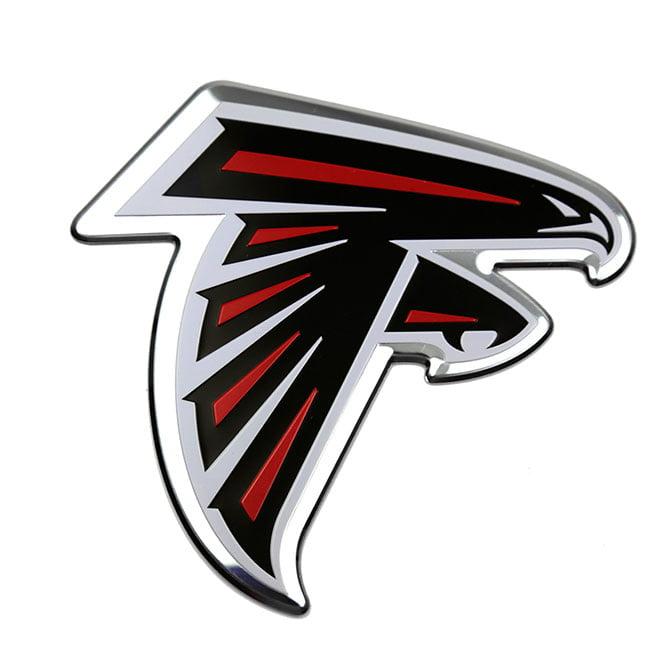 NFL Atlanta Falcons Colored Emblem