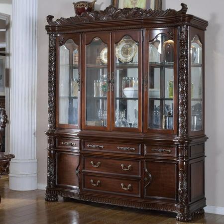 Meridian Furniture Usa Barcelona China Cabinet