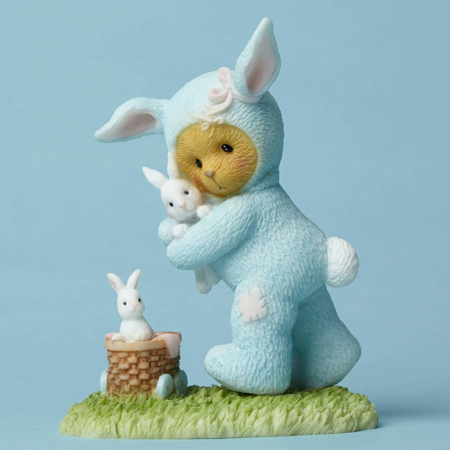 Cherished Teddies 4051039 Bear Dressed as Bunny New 2015