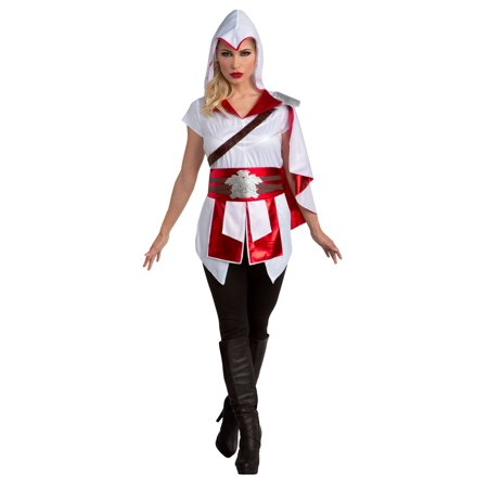 Assassin's Creed II Ezio Women's (Assassin's Creed 2 Costume Cosplay)