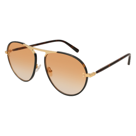 Sunglasses Stella McCartney SC 0133 S- 002 HAVANA / ORANGE Orange Havana Sunglasses