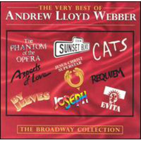 Best Of Andrew Lloyd Webber: Broadway Collection (Best Broadway Show Tunes)
