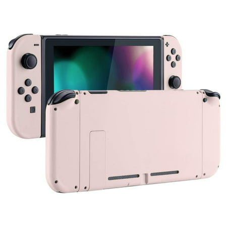DIY Replacement Shell for Nintendo Switch Soft Touch Grip The Great Wave Back Plate for Nintendo Switch Console, NS Joycon Handheld Controller Housing with Full Set Buttons (Xbox One Controller Full Shell)