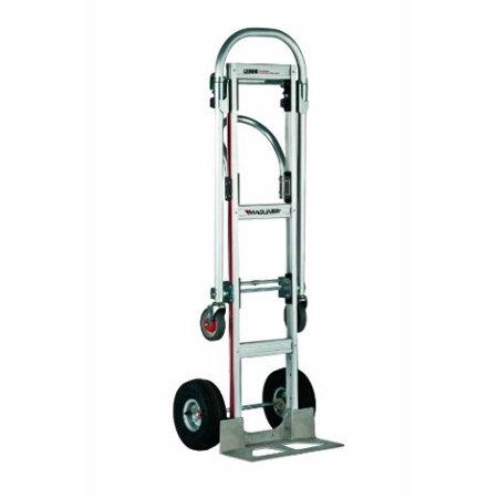 Gemini Air (Gemini Convertible (Sr.) Hand Truck Flat Loop Handle 10