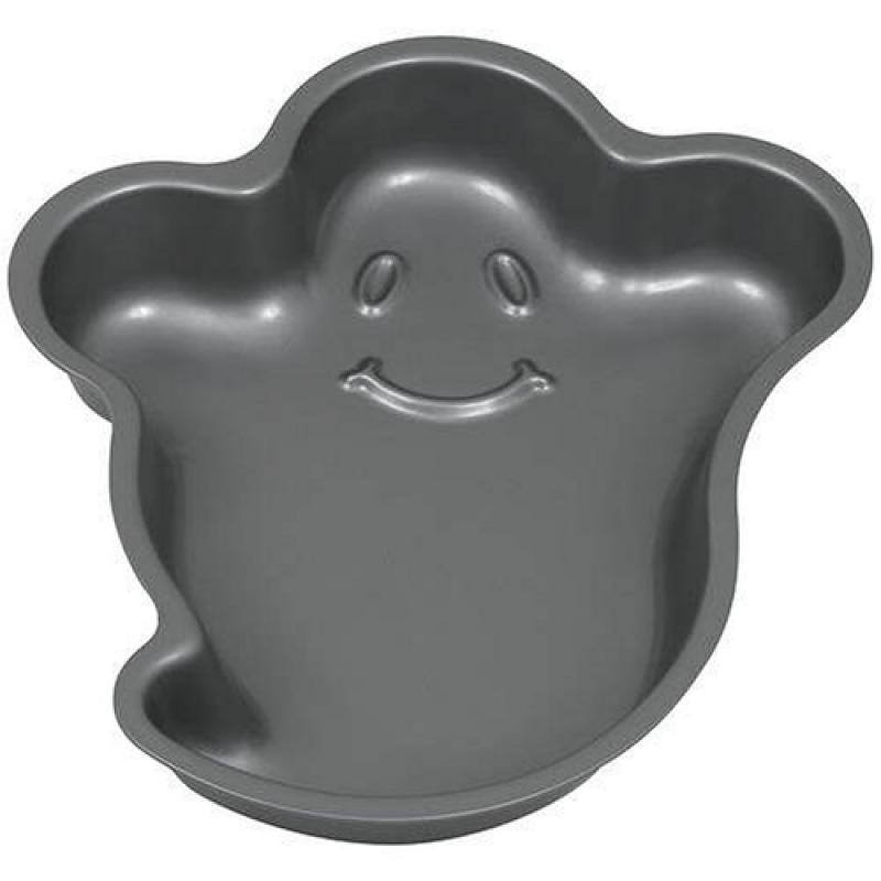 Bakers Secret 116473701 Nonstick Ghost Holiday Pan