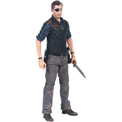 McFarlane Toys The Walking Dead TV Series 4 The Governor Action Figure (Universal)