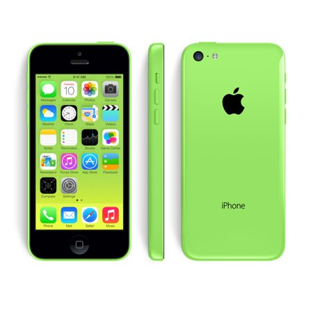 iPhone 5c 8GB Green (Unlocked) Refurbished (I Phone 5c Soccer Quotes)