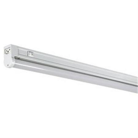 SGA-LED-48-40-W-SW Sleek Led Adjustable 48 in. 4000K White With Switch - image 1 de 1