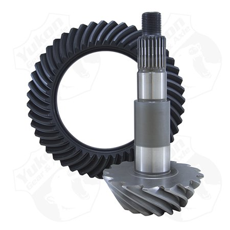 Yukon ring & pinion set for '08 & up Nissan M226 rear, 3.73 ratio.