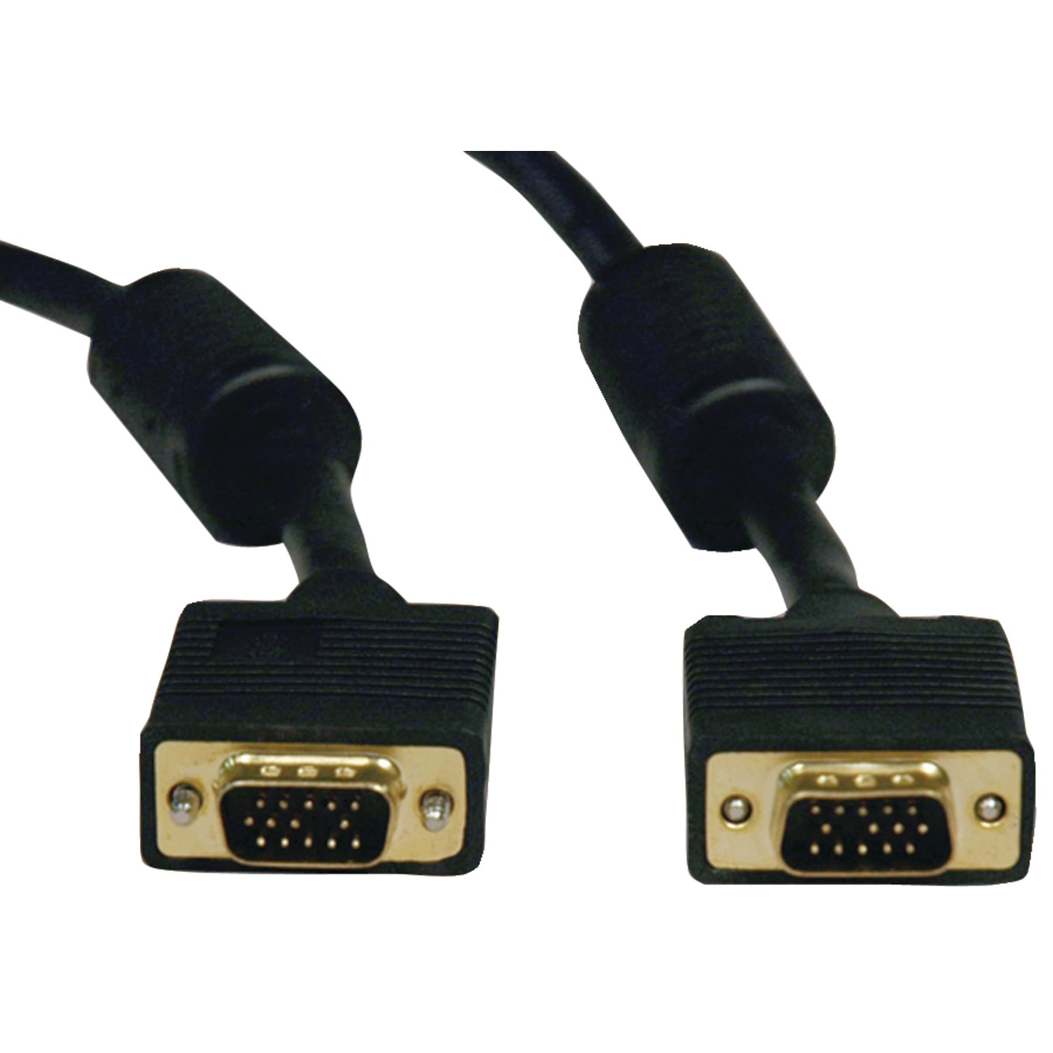 Tripp Lite P502-015 VGA High-Resolution Coaxial Monitor Cable with RGB Coaxial (15ft)