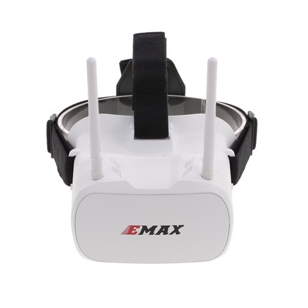 EMAX Tinyhawk Brushless 600TVL Camera RC Racing Drone with FPV Goggles Transmitter Shoulder Bag RTF - image 6 of 7