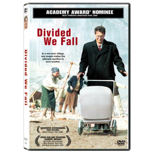 Divided We Fall (Czech) (Widescreen)