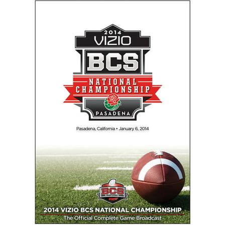 2014 Vizio BCS National Championship Game (DVD)