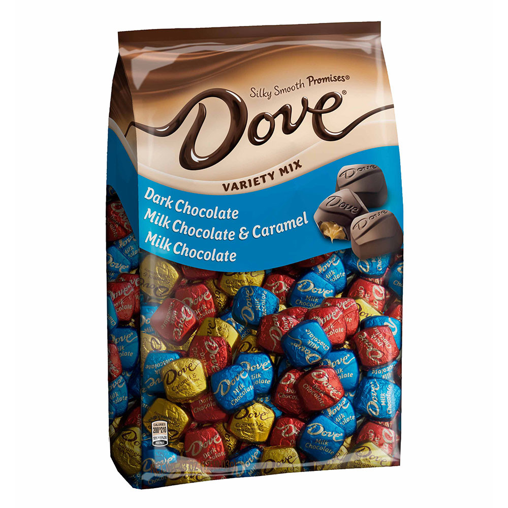 Dove Promises Silky Smooth Chocolate Candy, 43 oz by MARS, INC.