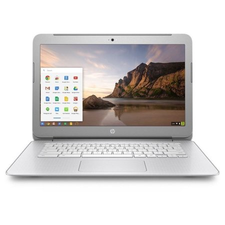 "Refurbished HP Chromebook G1 14"" Chromebook Laptop Intel Celeron Dual Core 1.4GHz 4GB 16GB"