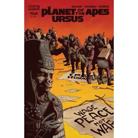 Planet of the Apes: Ursus #4 - - Planet Of The Apes Halloween Masks