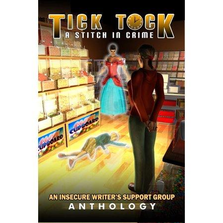 Tick Tock: A Stitch in Crime - eBook ()