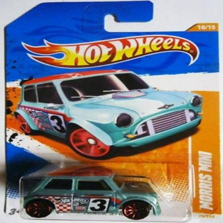 Morris Mini Cooper Hot Wheels 2011 Track Stars Series 10 Of 15 164