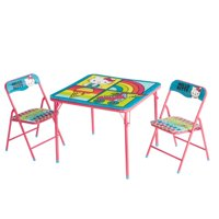 Deals on Sanrio Hello Kitty 3 Piece Table and Chair Set