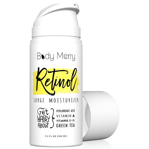 Body Merry Retinol Surge Moisturizer (Single Pack) Retinol Surge Moisturizer