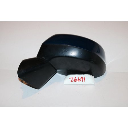 12-12 Honda Civic Dyno Blue Pearl Power Left Drivers Side Door Mirror (Honda Civic Driver Side Door Lock Not Working)