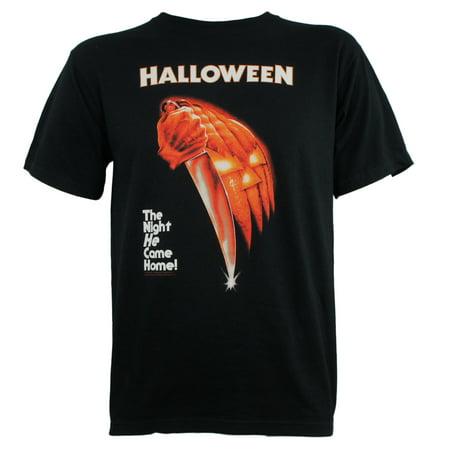 HALLOWEEN Movie Poster Michael Myers T-Shirt - Halloween Michael Myers Shirt