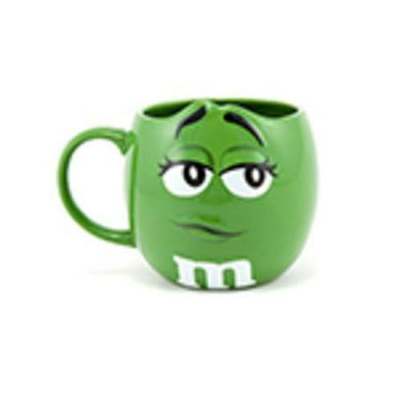 Hunter Green Mug (M&M's World Green Character 3D Mug New)