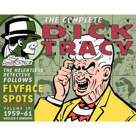 Complete Chester Gould's Dick Tracy Volume 19 (Dick Tracy Fancy Dress)