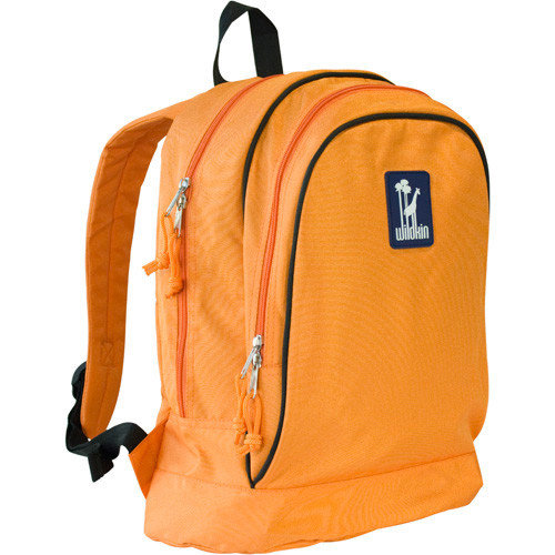 Wildkin Navel Orange Sidekick Backpack