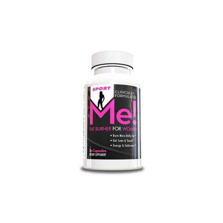 Perte de poids pilules pour les femmes-ME! Sport, 80 capsules, brûleur de graisse