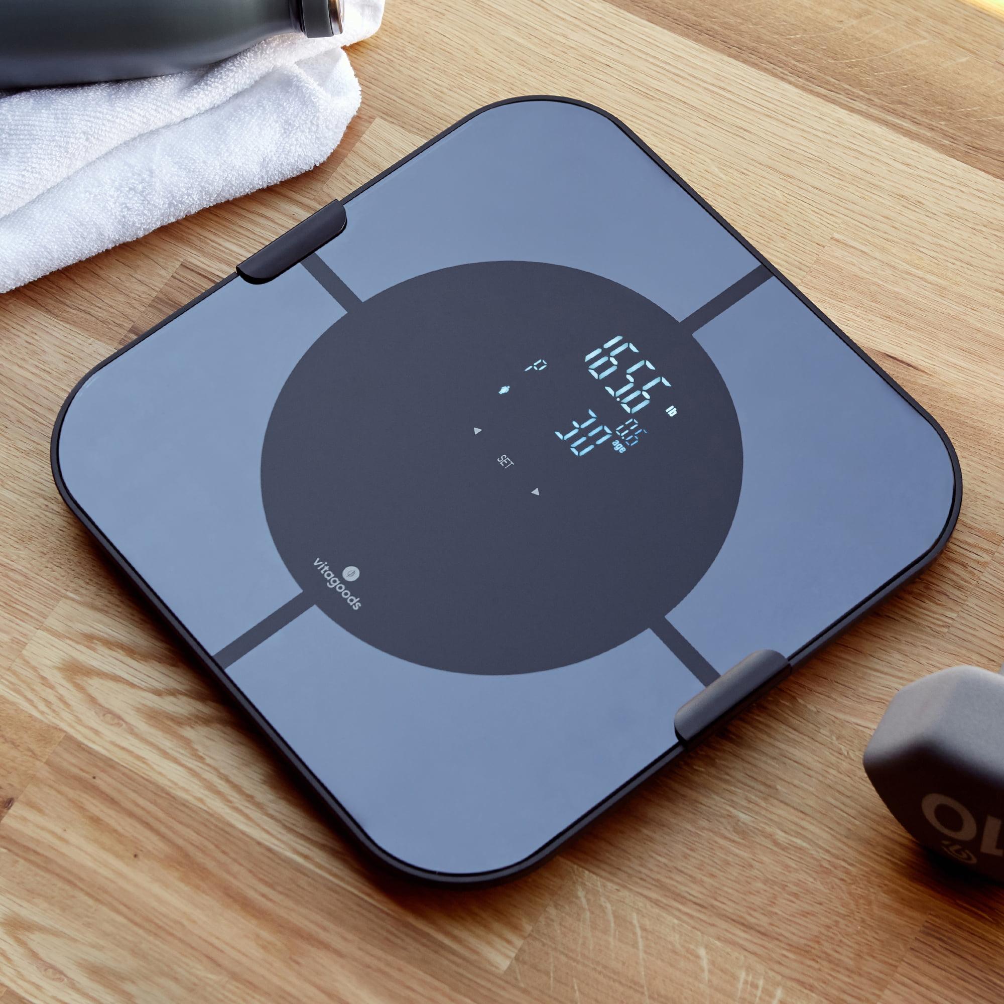 Pulsefit - Smart Scale & Digital Body Analyzer - Walmart.com