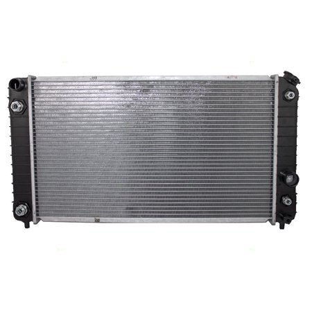 Radiator Assembly Replacement for Chevrolet GMC Isuzu Oldsmobile Pickup Truck SUV 15120548 - Isuzu Truck Radiator